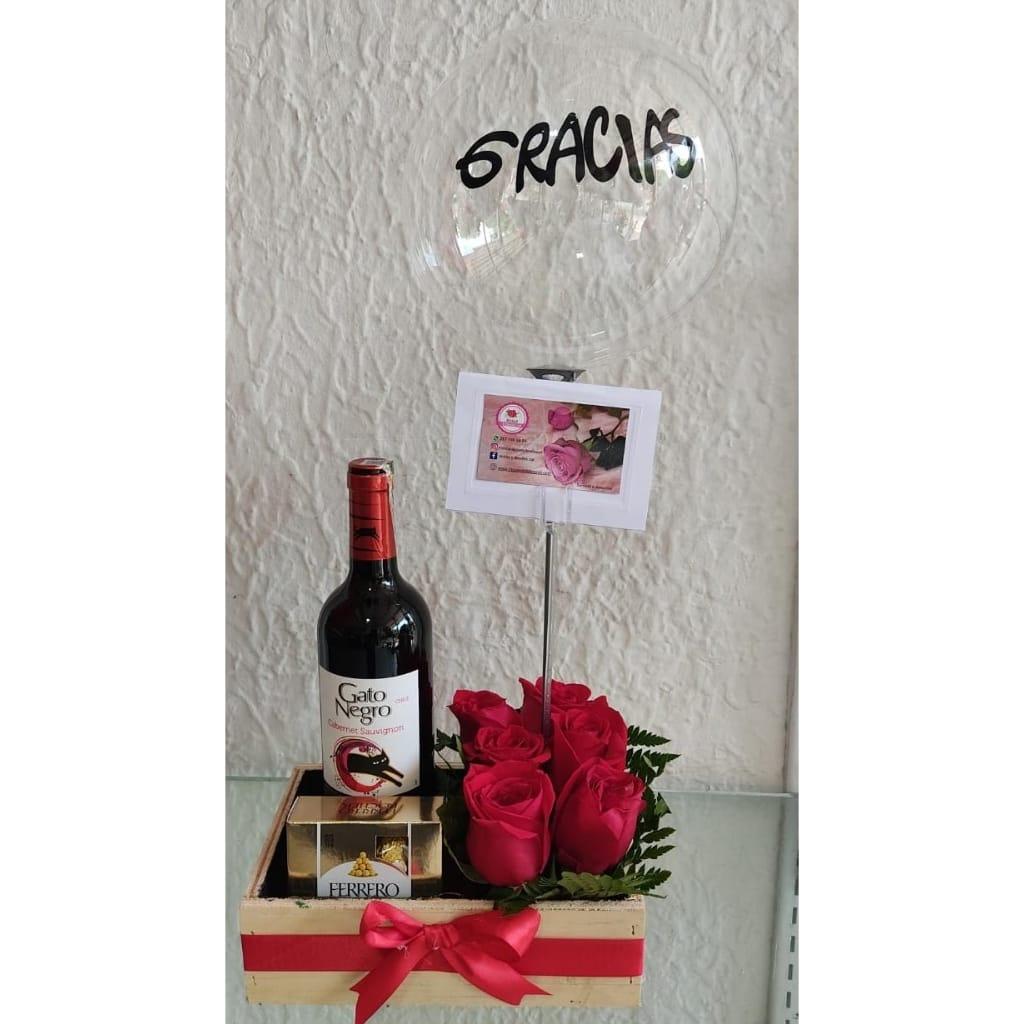 osas Rojas, Licor y Ferreros- Flores Cali